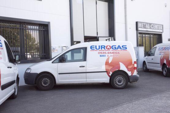 Eurogas Srl - Parco veicoli a metano - Ecosostenibilità